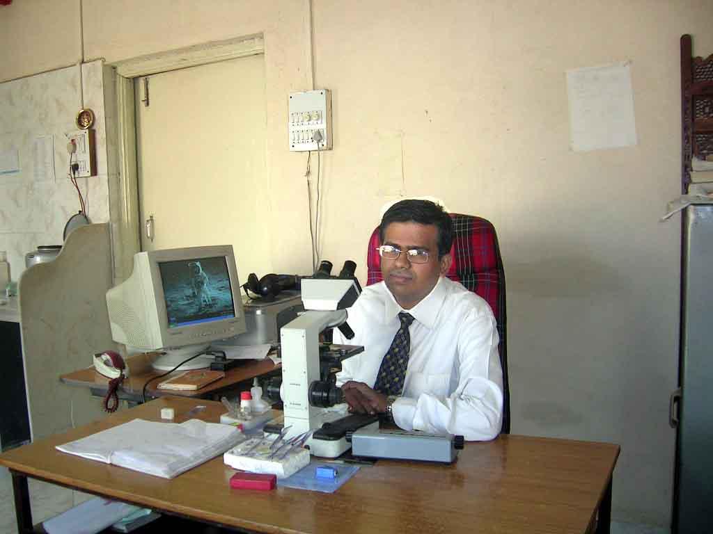 Dr. Sachin Kale, MD.(Pathology) Aurangabad.