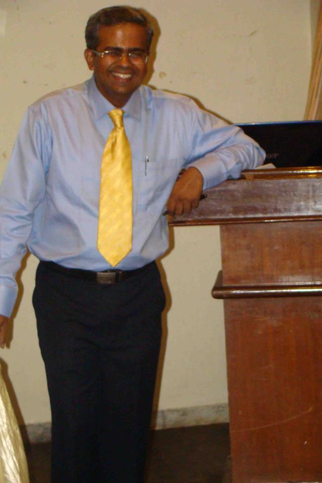 Dr. Sachin Kale Talk at Nashik